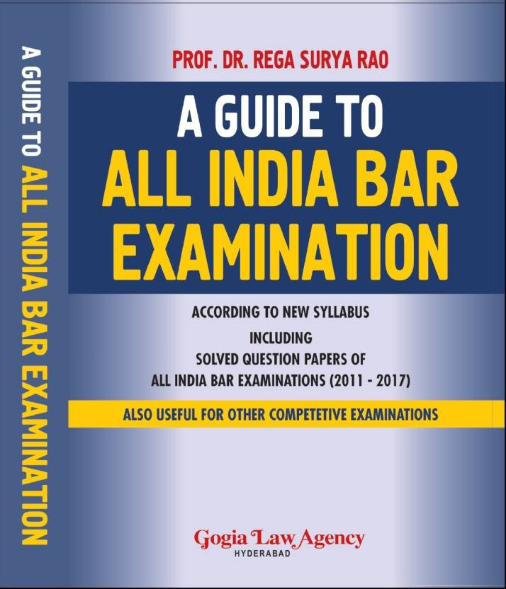 A Guide to All India Bar Examination
