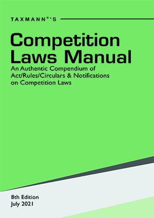 Competition Laws Manual