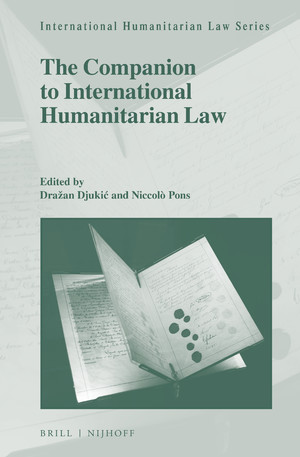 The Companion to International Humanitarian Law