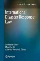 International Disaster Response Law