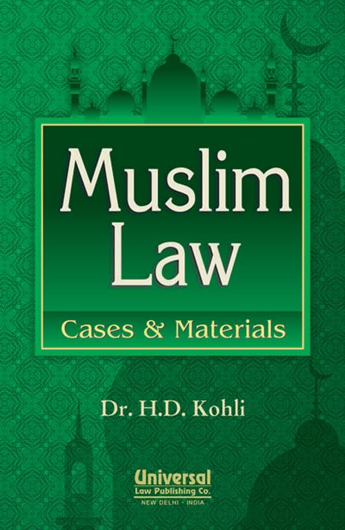 Muslim Law Cases & Materials