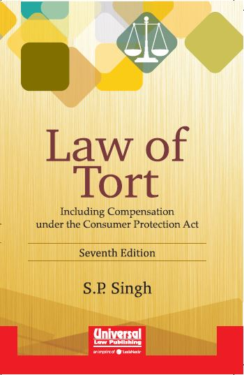 Law of Tort - Including Compensation under the Consumer Protection