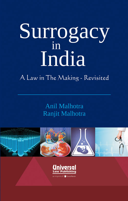 Surrogacy in India - A Law in the Making