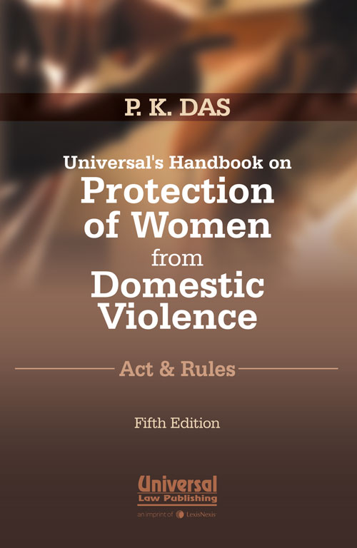 Handbook on Protection of Women from Domestic Violence - EBC