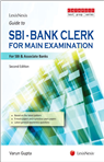 LexisNexis Guide to SBI-Bank Clerk For Main Examination (For SBI and Associate Banks)
