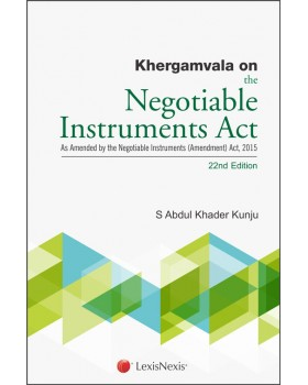 The Negotiable Instrument Act