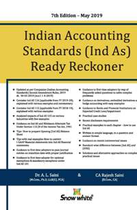 Indian Accounting Standards (Ind AS) Ready Reckoner