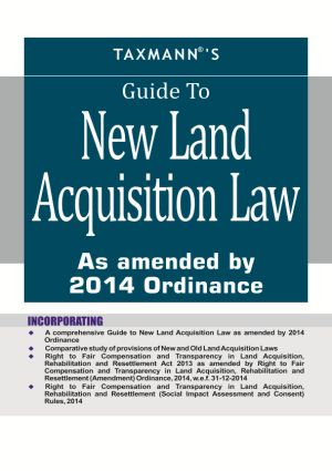 Guide To New Land Acquisition LawAs amended by 2014 Ordinance