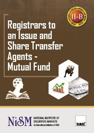 Registrars to an Issue and Share Transfer  Agents - Mutual Fund National Institute of Securities Markets