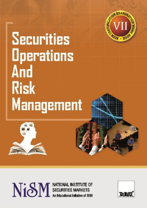Securities Operations and Risk Management National Institute Of Securities Markets