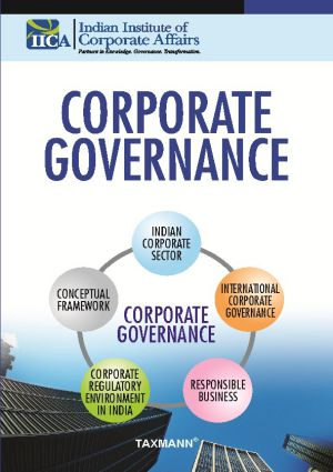 Corporate Governance - IICAIndian Institute of Corporate  Affairs