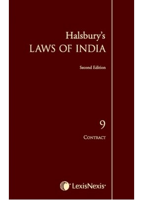 Halsbury's Laws of India, Vol 9 - Contract