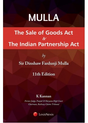 The Sale of Goods Act and The Indian Partnership Act