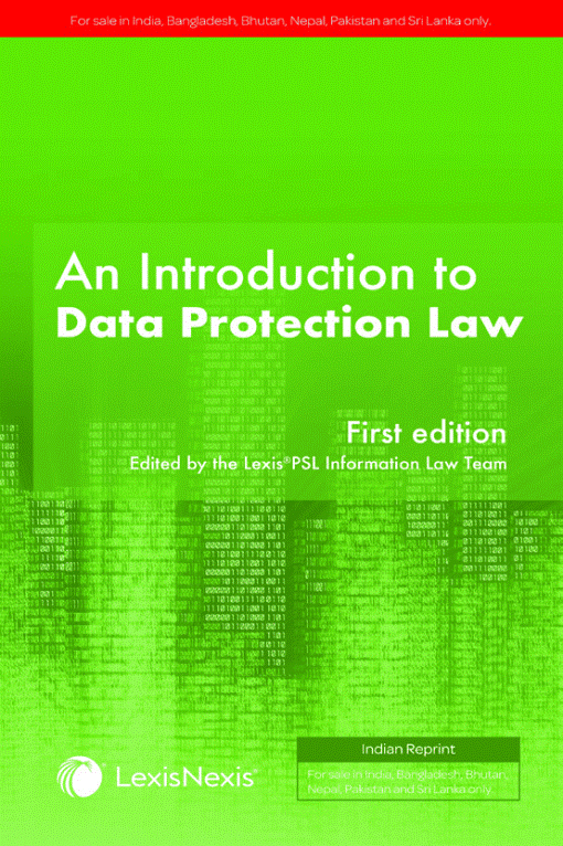 LexisNexis Butterworths Introduction to Data Protection Law