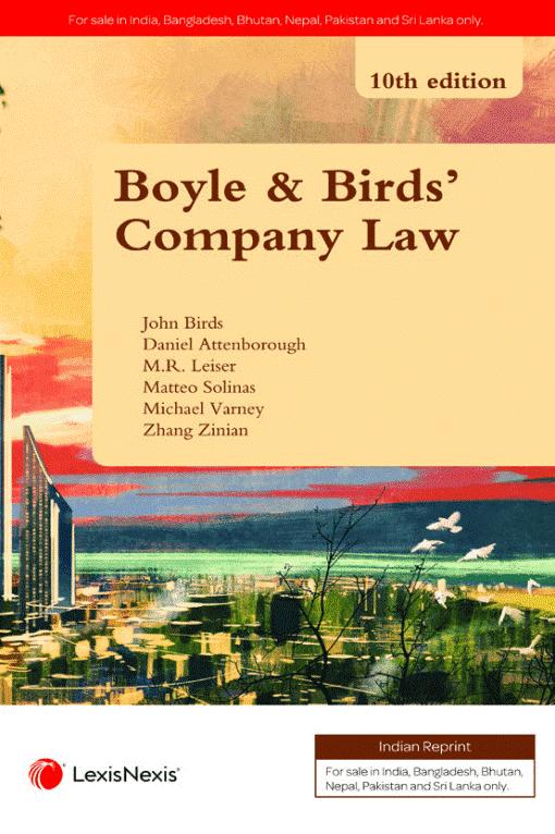 LexisNexis Company Law by Boyle & Bird