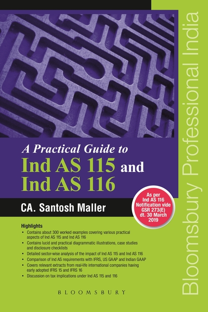 A Practical Guide to Ind AS 115 & Ind AS 116