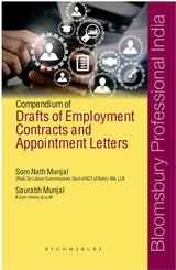 Compendium of Drafts of Employment Contracts and Appointment Letters