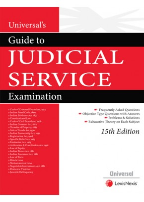 Guide to Judicial Service Examination