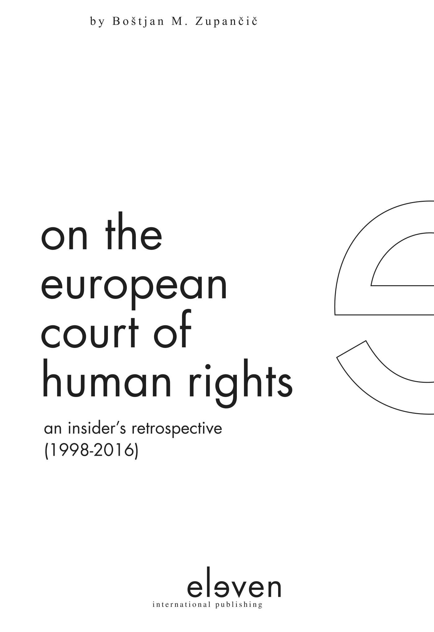 On the European Court of Human Rights