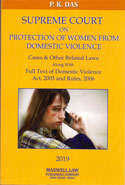 Supreme Court on Protection of Women from Domestic Violence - Cases and Other Related Laws