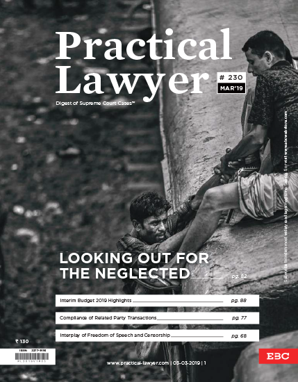 Practical Lawyer: Looking Out For The Neglected