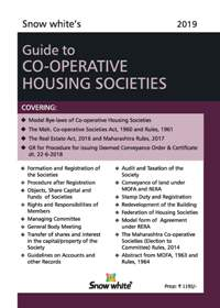 GUIDE TO CO-OPERATIVE HOUSING SOCIETIES