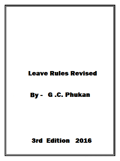 Leave Rules (Revised)