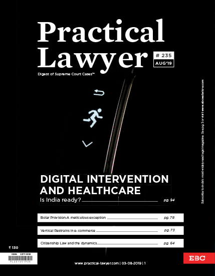 Practical Lawyer: Digital Intervention and Healthcare