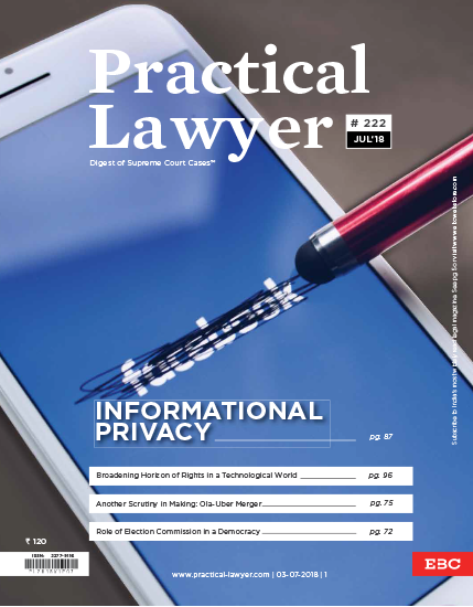 The Practical Lawyer: Informational Privacy
