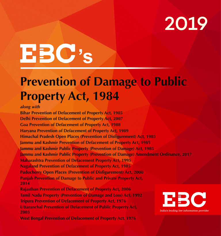 Prevention of Damage to Public Property Act, 1984