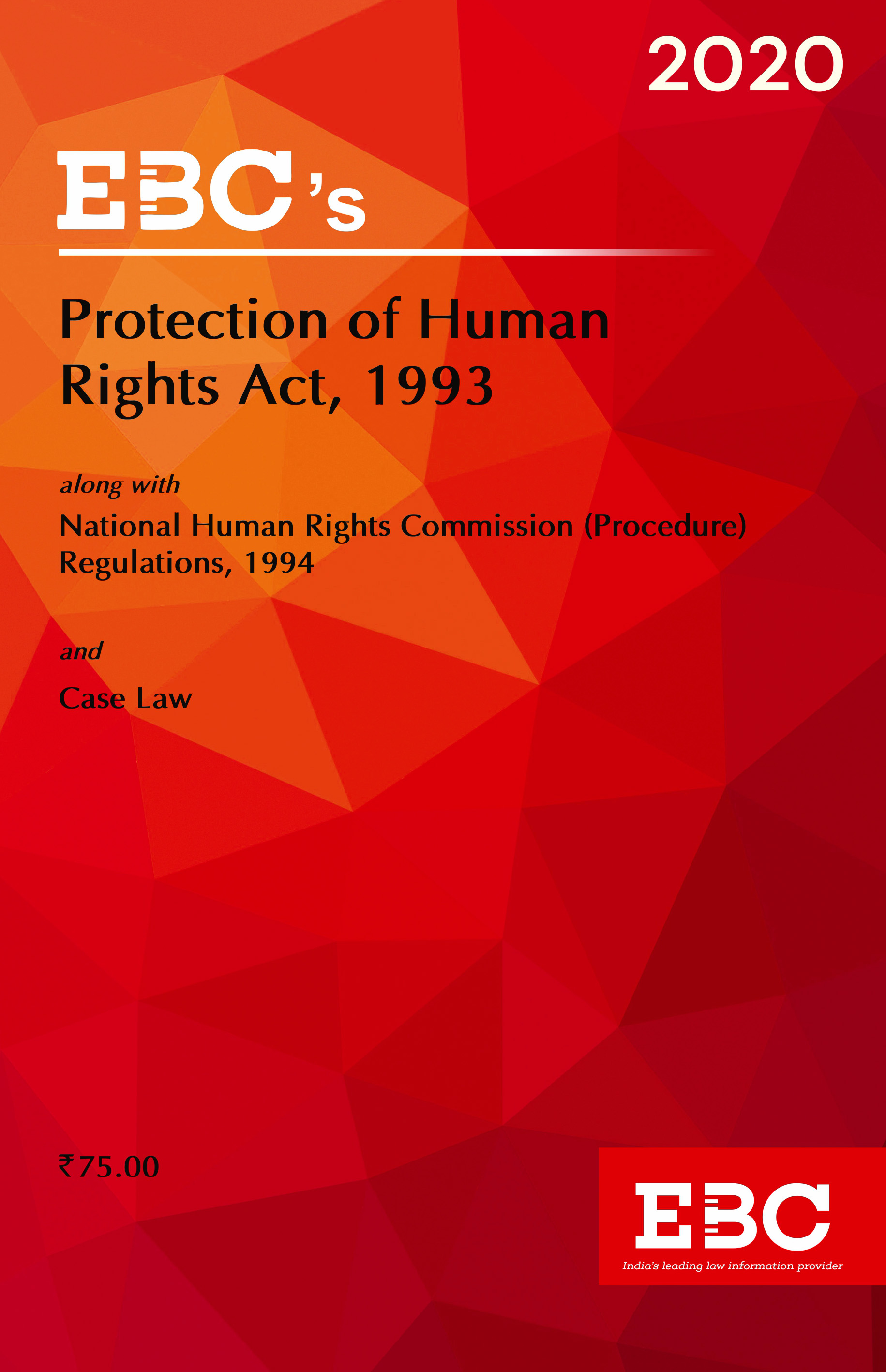 Protection of Human Rights Act, 1993