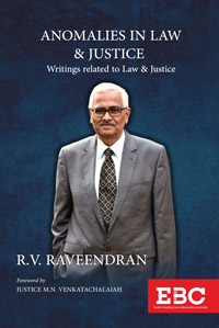 Anomalies in Law & Justice: Writings Related to Law & Justice