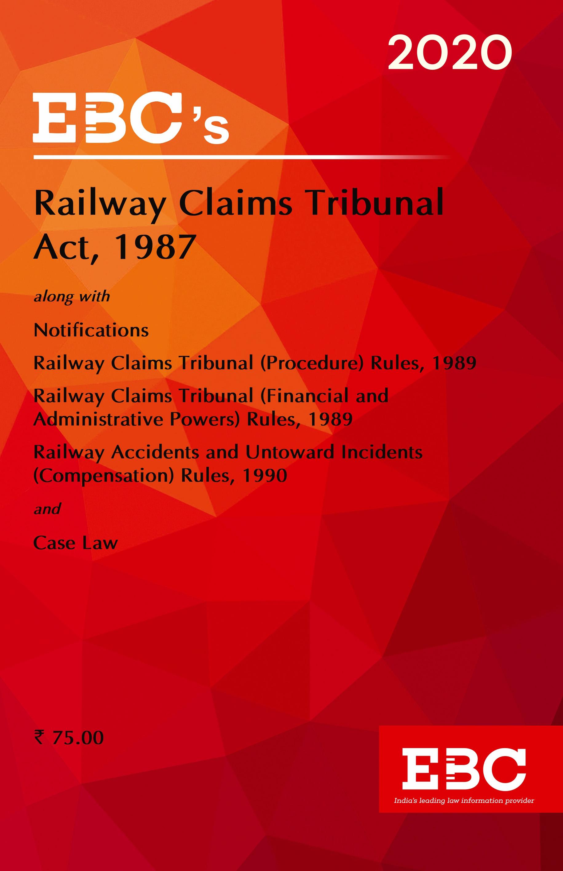 Railway Claims Tribunal Act, 1987