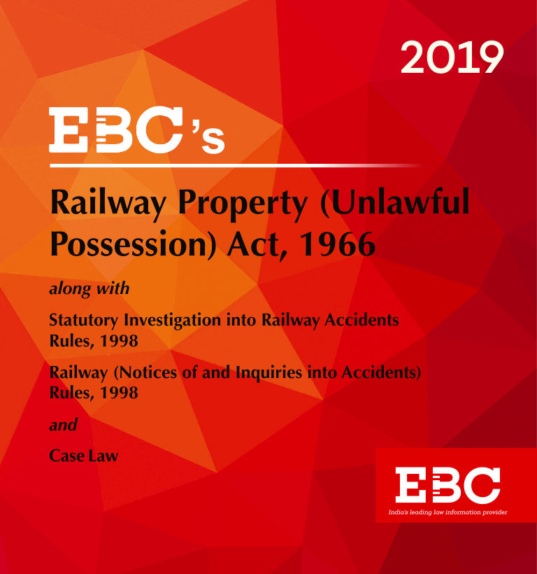 Railway Property (Unlawful Possession) Act, 1966 - EBC Webstore