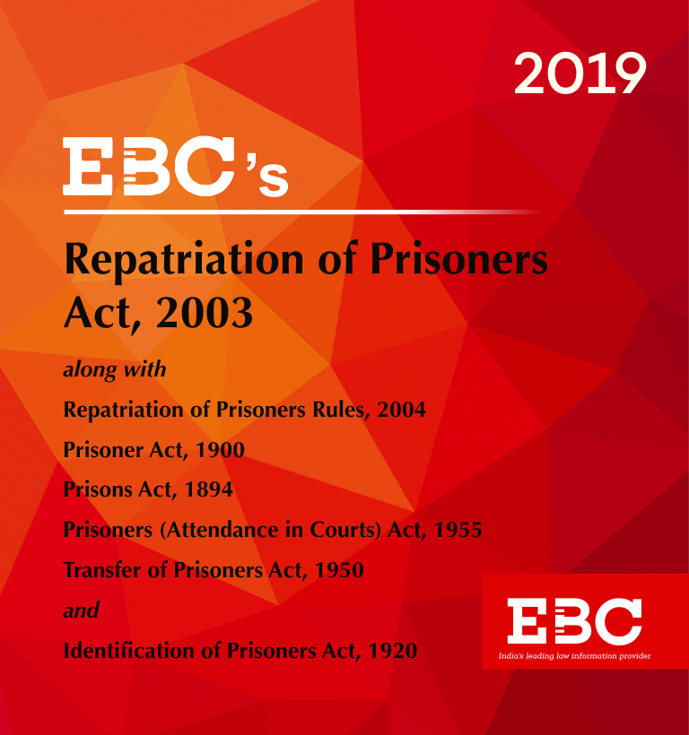 Repatriation of Prisoners Act, 2003