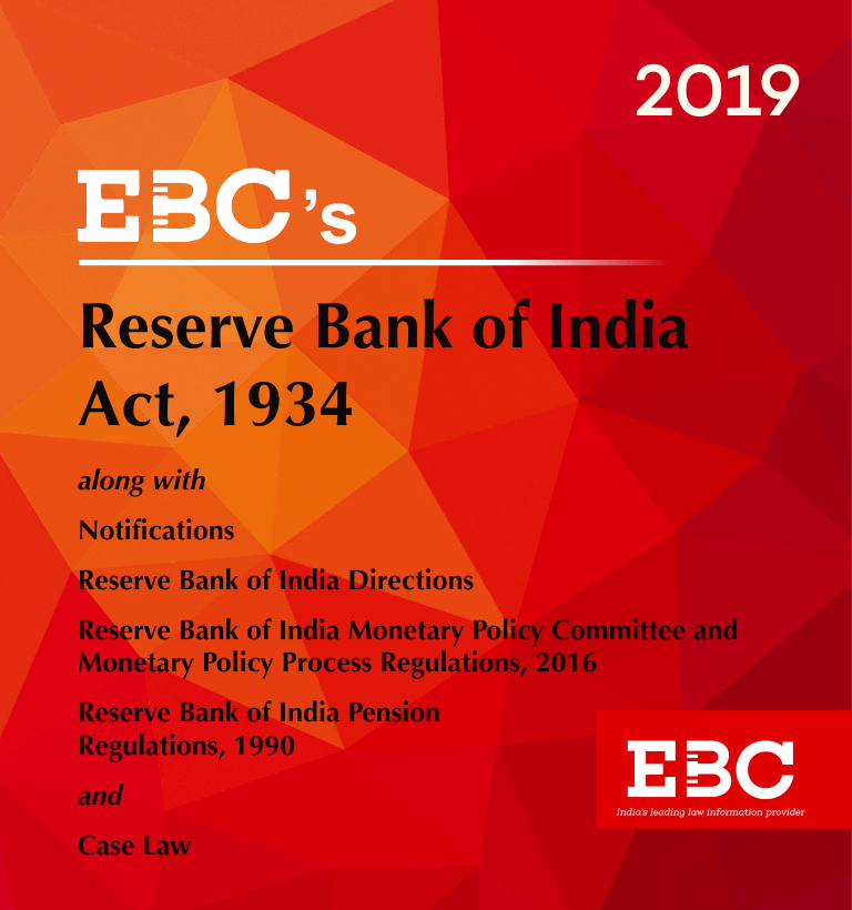 Reserve Bank of India Act, 1934