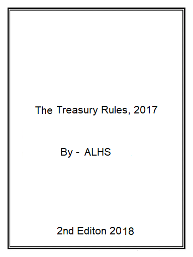 The Treasury Rules, 2017