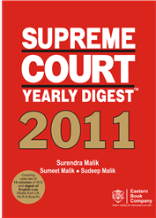 Supreme Court Yearly DigestTM 2011