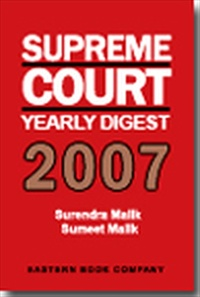 Supreme Court Yearly Digest 2007