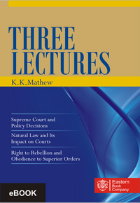Three Lectures by K K Mathew