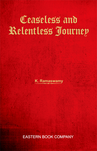 Ceaseless and Relentless Journey (e-book/Hardbound)