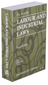 Labour and Industrial Laws (Pocket)
