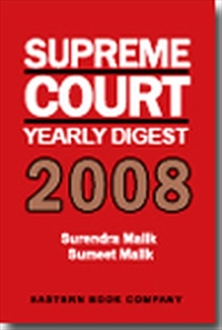 Supreme Court Yearly Digest 2008