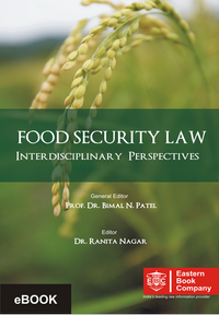 FOOD SECURITY LAW - Interdisciplinary Perspectives
