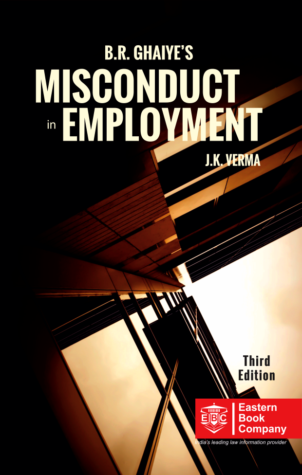 B. R. Ghaiye's MISCONDUCT IN EMPLOYMENT