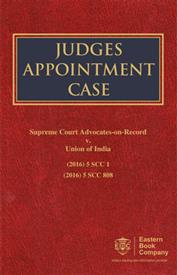 Judges Appointment Case by Surendra Malik