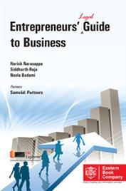 Entrepreneurs' Legal Guide to Business