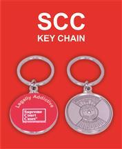 SCC KEY CHAIN