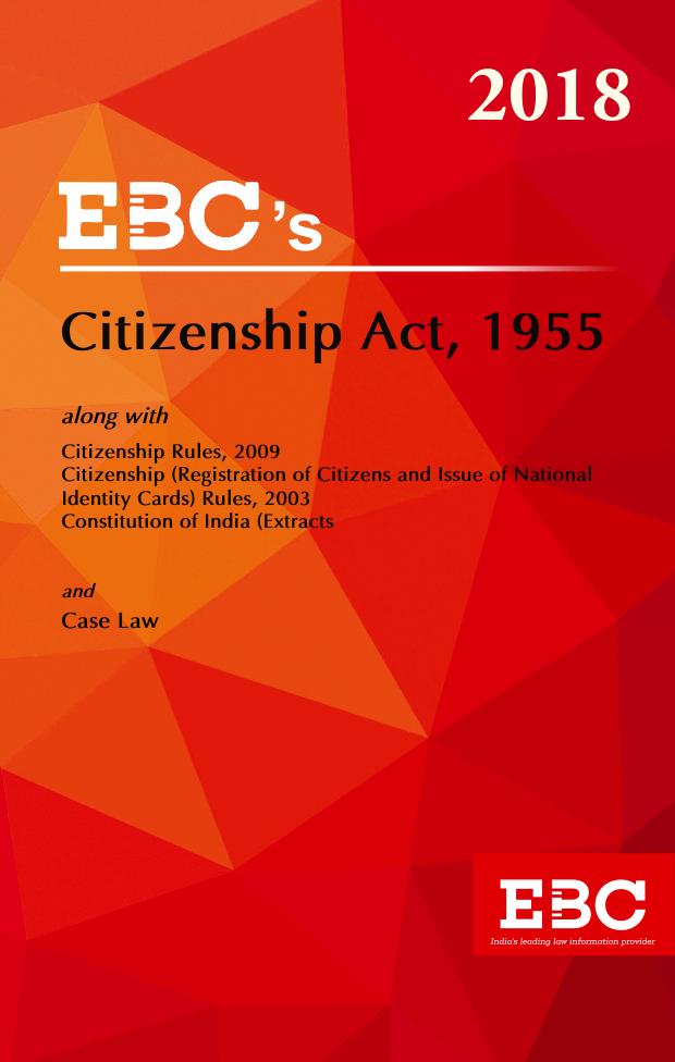Citizenship Act, 1955  - (Bare Act)