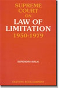 Supreme Court on Law of Limitation